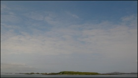 The island of Inch Kenneth