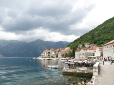 Perast village, Montenegro