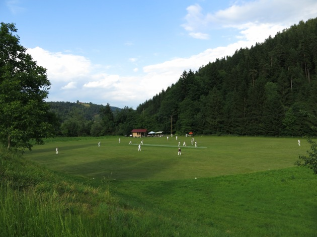 Mežica Cricket Club, Slovenia