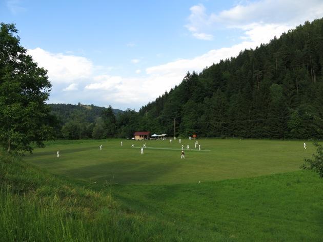Mežica Cricket Club, Slovenia