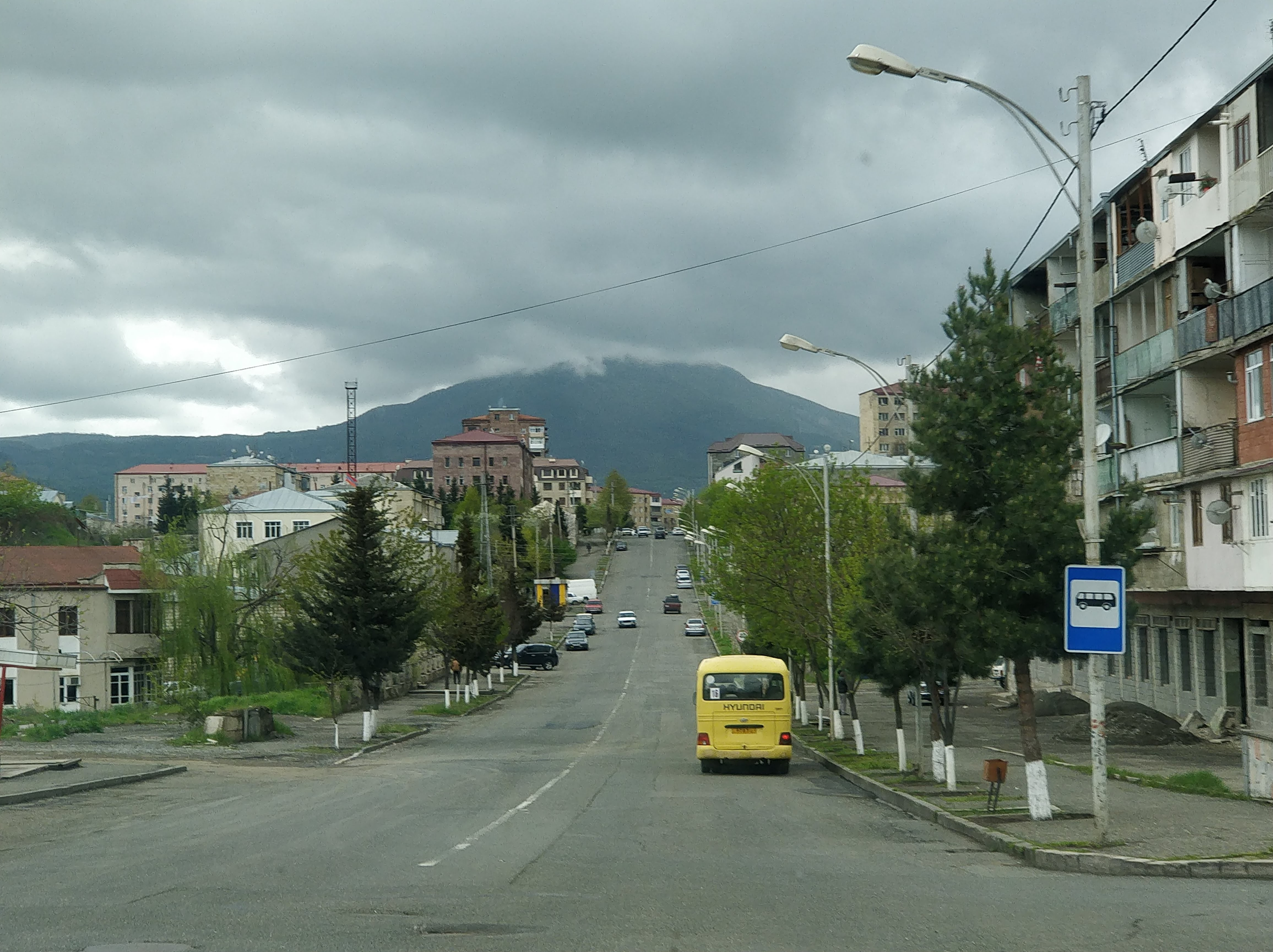 Stepanakert Nagorno-Karabakh